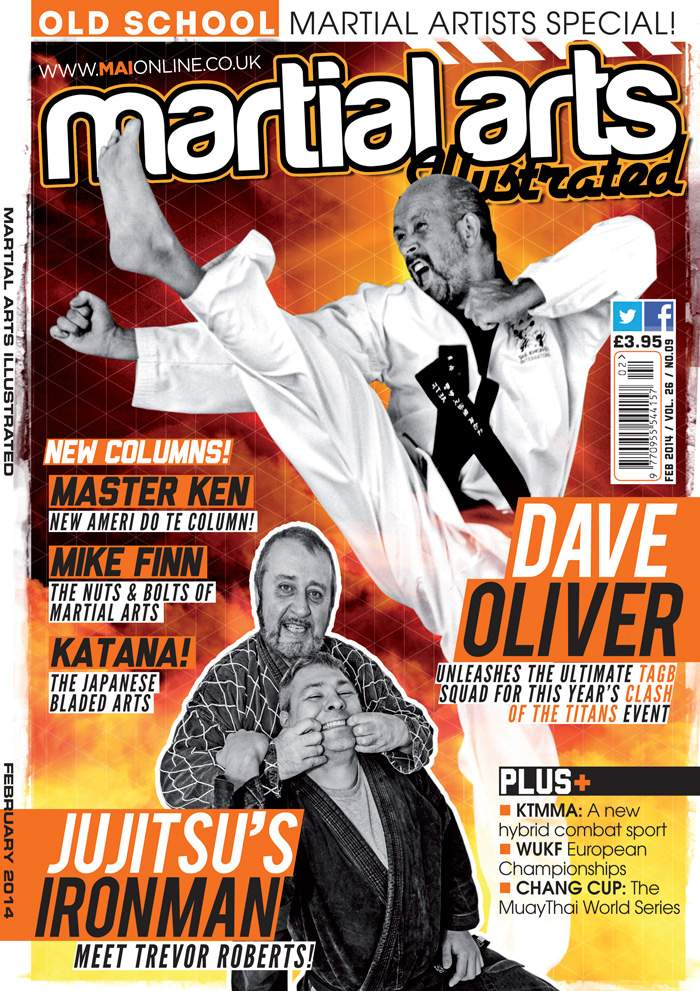 02/14 Martial Arts Illustrated (UK)
